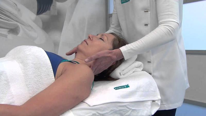 Manuele Lymfedrainage - MLD-technieken voor de nek en schouders.