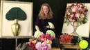 Inspired Floral Design With Beth O'Reilly: Framed Floral Sculpture