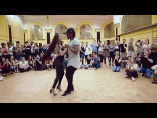 Enah & pocahontas @ valentine dance festival berlin 2019