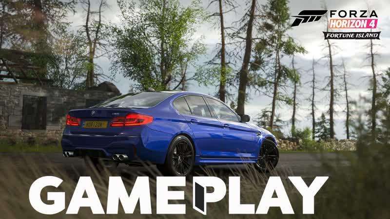 Forza Horizon 4 BMW M5 F90