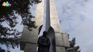 Воинский мемориальный комплекс на острове Ягры