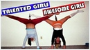 MOST TALENTED WOMEN IN THE WORLD ► POWERFUL SKILLED GIRLS | PEOPLE ARE AWESOME