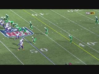 NFL 2018-2019 / Week 07 / Minnesota Vikings - New York Jets / 2H / EN
