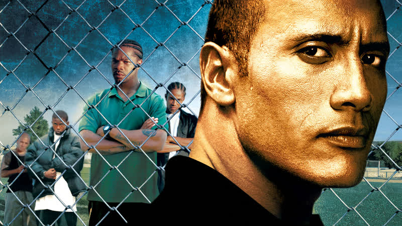 Второй шанс Gridiron Gang 2006