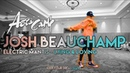 Josh Beauchamp X Asia Camp 2018 X Electric Mantis Lying Loving