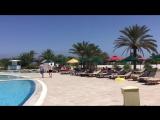 Тунис. Dgerba Plaza Thalasso &amp Spa Гроза))) Лето, я буду по тебе скучать......