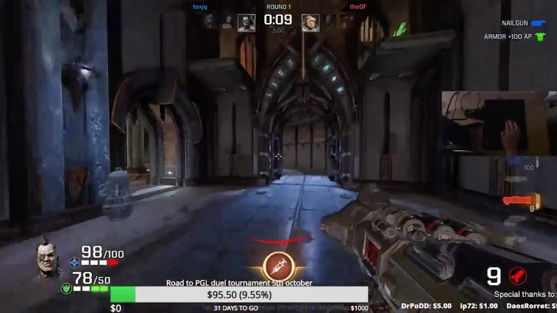 Toxjq показывает как взять хеви и мегу в начале раунда за анарки.