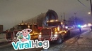 Master Movers Carry Colossal Load in Canada ViralHog