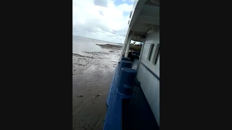 Бромбоув отлив