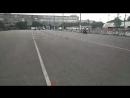 Скоростное маневрирование на Yamaha Dragstar