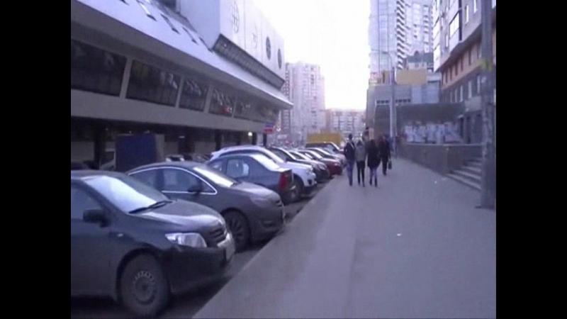 Притворяясь туристом в Санкт-Петербурге Эпизод6 - Первое впечатление