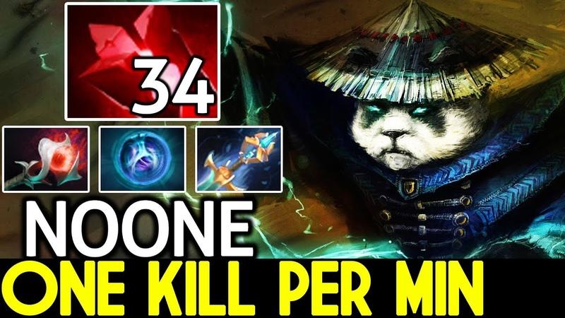 Noone [Storm Spirit] Monster Mid Lane 34 Charge Bloodstone Insane Game 7.19 Dota 2