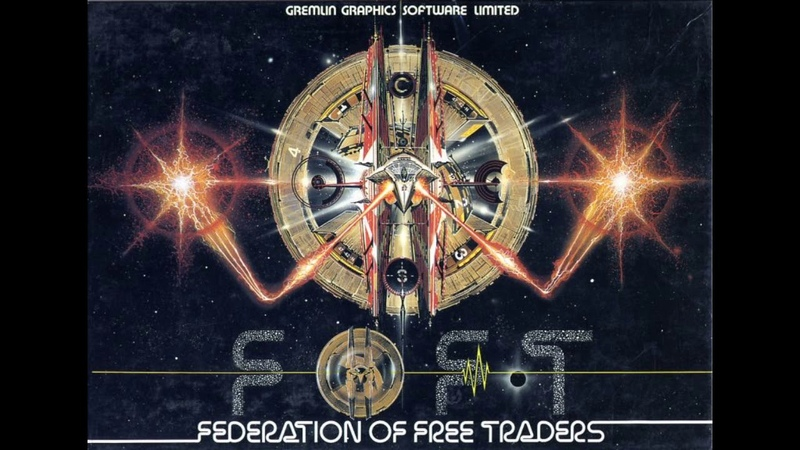 Old School {Amiga} Federation of Free Traders ! full ost soundtrack