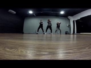Hip-hop choreo Ladon (Hey mama - David Guetta feat. Nicki Minaj, Bebe Rexha, Afrojack)