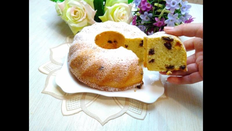 От кусочка этого пирога никто не откажется Нежный и изумительный на вкус