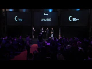 Connor Wins Best Character - Italian Video Game Awards