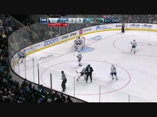 NHL 2018-2019 / RS / 15.11.2018 / Toronto Maple Leafs vs San Jose Sharks