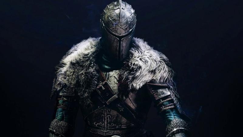 Dark Souls II Scholar of the First Sin с Риджетом День 2 Безлюдная пристань тощая троица