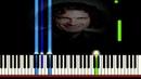 Cкрябін Люди як Кораблі ноти для Фортепіано