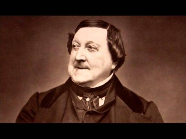 Джоаккино Россини - опера Фигаро Севильский цирюльник(Gioachino Rossini - The Barber of Seville)