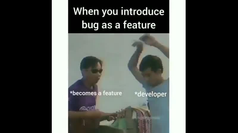 Happens all too often...