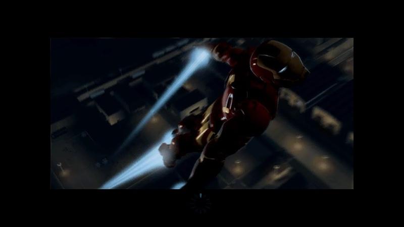 Прохождение Iron Man— Часть 1