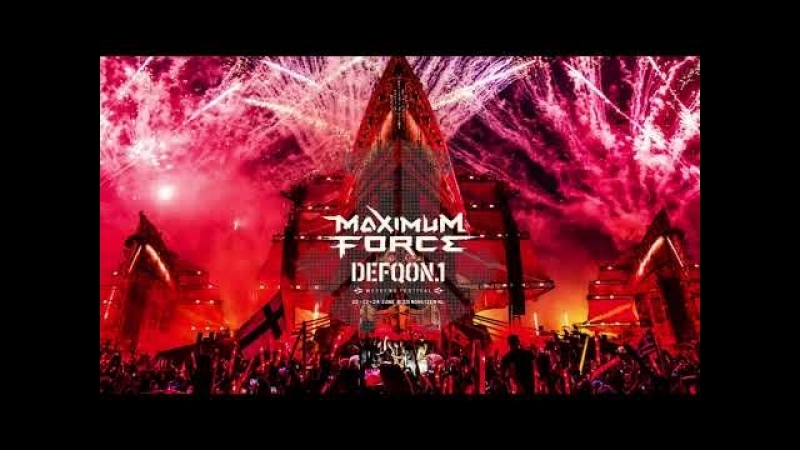 Defqon.1 Weekend Festival 2018 _ Official Saturday Endshow