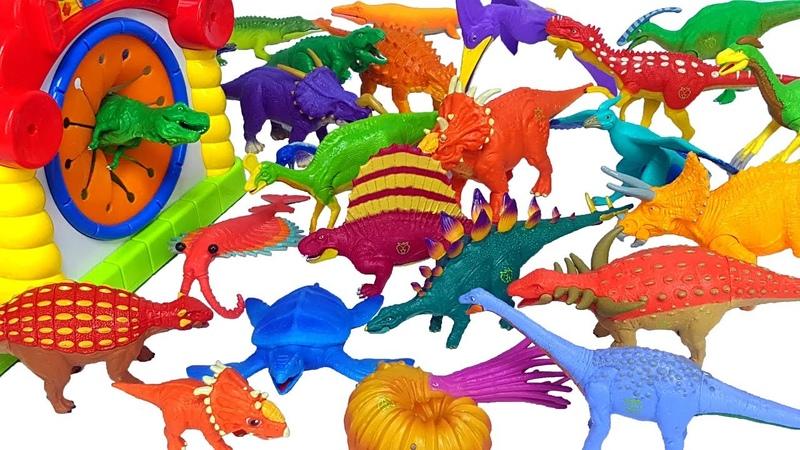 공룡메카드 액션피규어 더블피규어 장난감 티라노 스테고 브라키오사우루