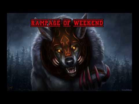 Rampage of weekend №0 Legion Commander 1000 урона за дуэль