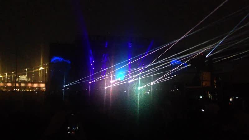 David Guetta Park Live 2018 (Moscow)