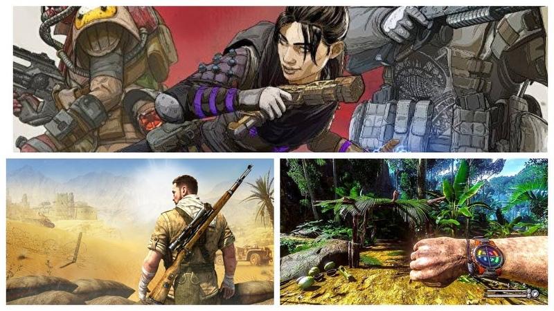 Epic Games следит за геймерами, а Apex Legends нравится девочкам   Игровые новости