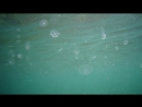 МАИ, Крым. Медузы у волнореза