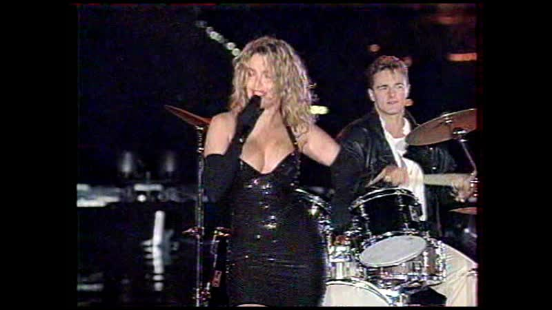 Kim Wilde I Cant Get Enough Fete De La Musique 1990