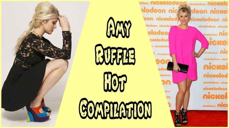 Amy Ruffle Hot Compilation