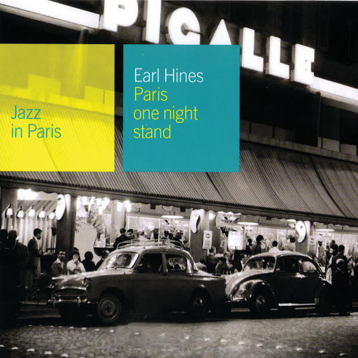 Earl Hines альбом Paris One Night Stand