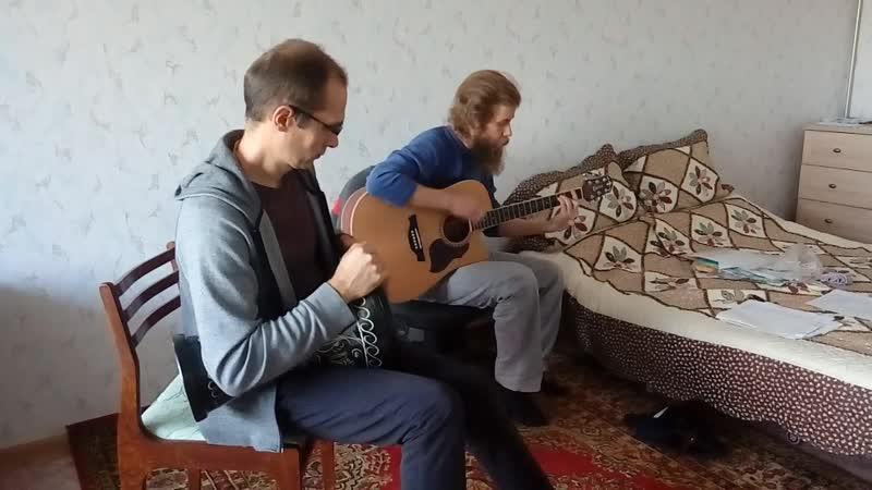 Дарбука под гитару