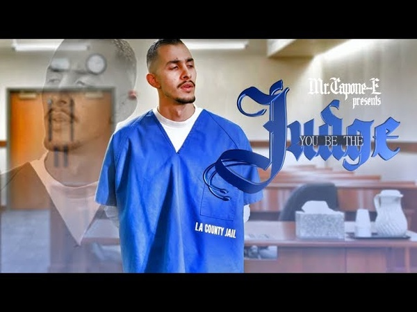 Mr.Capone-E - You Be The Judge (Official Music Video)