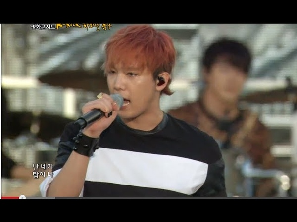 FTISLAND- I Wish, FT아일랜드- 좋겠어, DMZ Peace Concert K-Rock, 하모니를 품다 20130814
