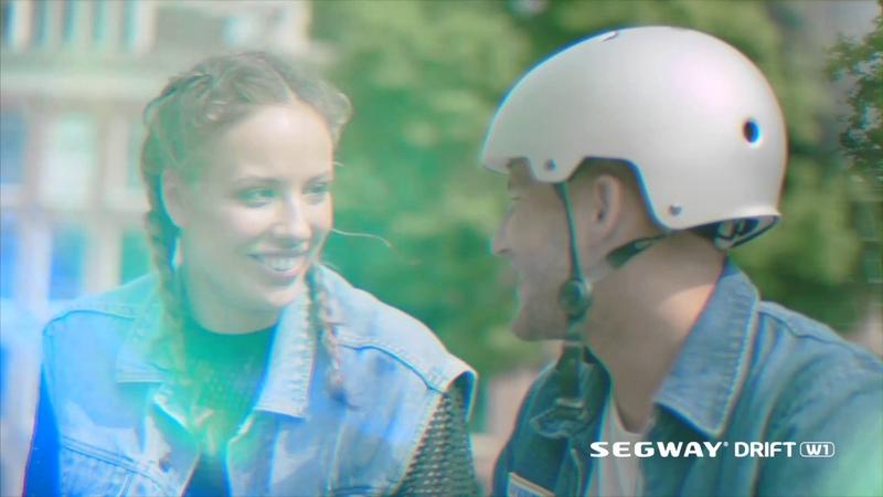 Segway Drift W1 - испытайте новые электро-ролики