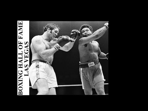 Big George Foreman KOs Boone Kirkman This Day November 18, 1970