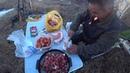Охота на утку в Якутии Duck hunting in Yakutia