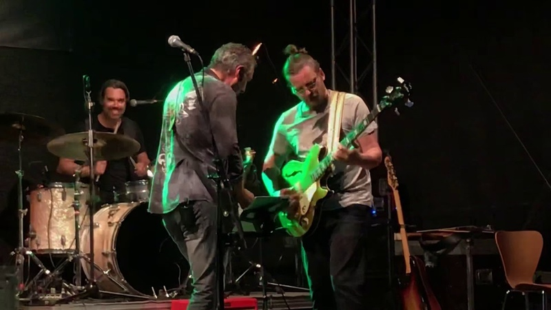 T-Bone Boogie Rob Mo Morblus Morbioli Sinsteden Bluesrock Festival