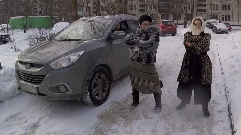 Бабки танцуют Танцуй тетя атятя MOZGI