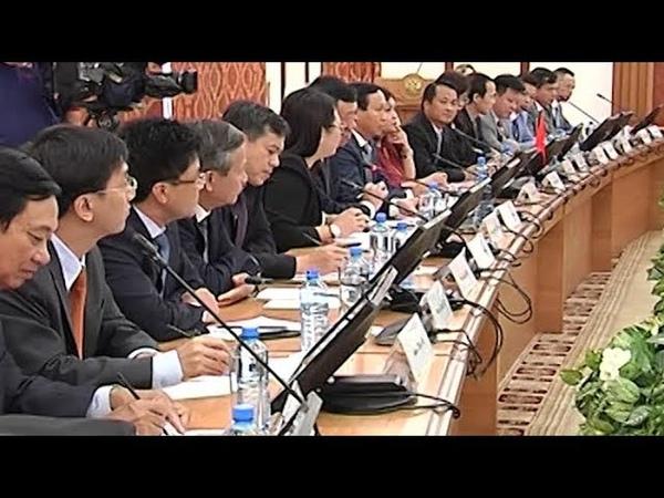 Бизнесмены из Вьетнама планируют открыть предприятия текстильной промышленности на Кубани