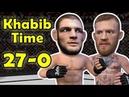 Khabib Nurmagomedov chokes out McGregor After a mauling UFC 229
