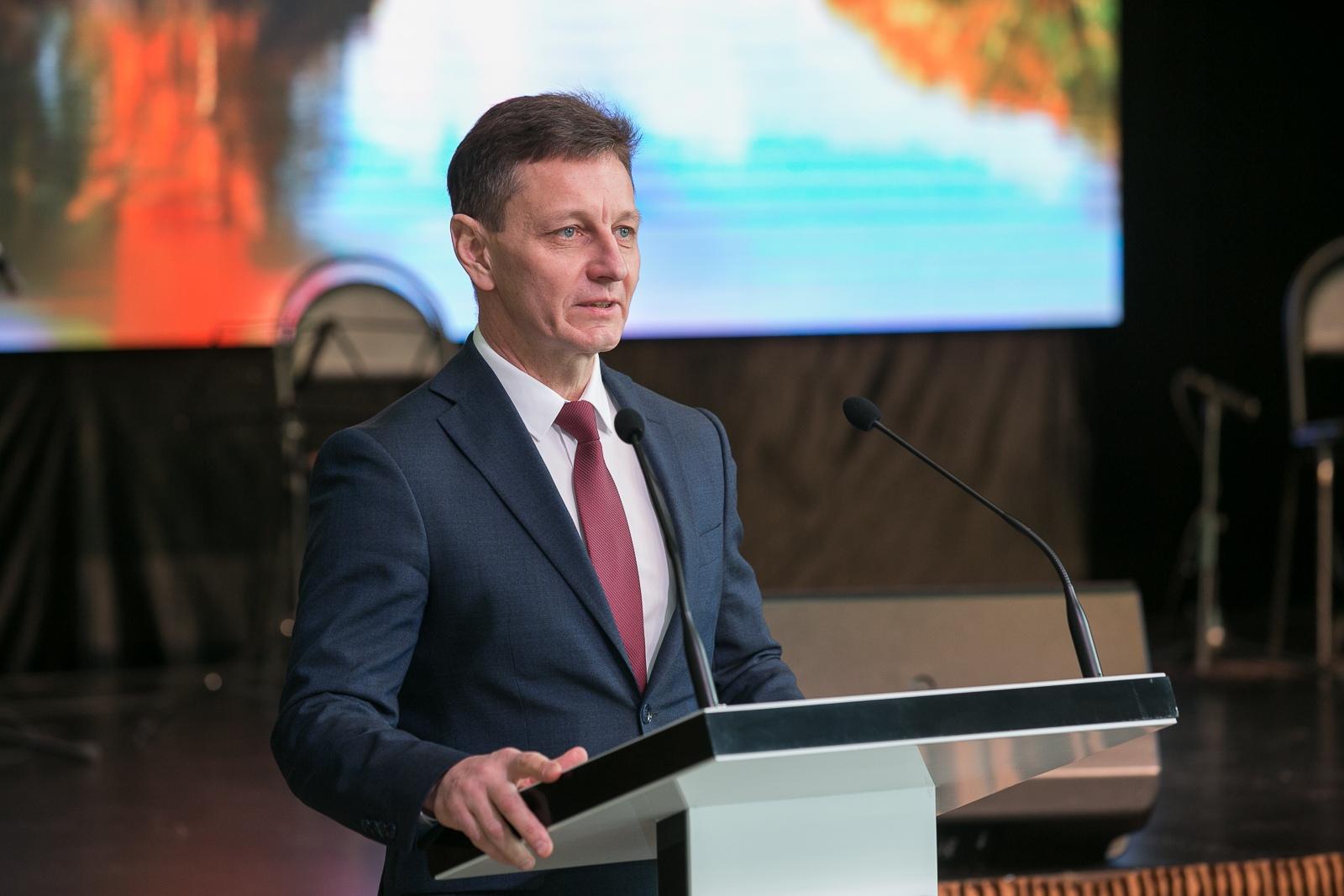 Губернатор Владимир Сипягин направил письмо заместителю Председателя Правительства России