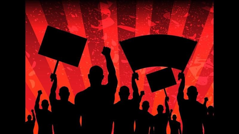 Мировая революция начнется в мае 2019 года! Объединяемся с Европой!