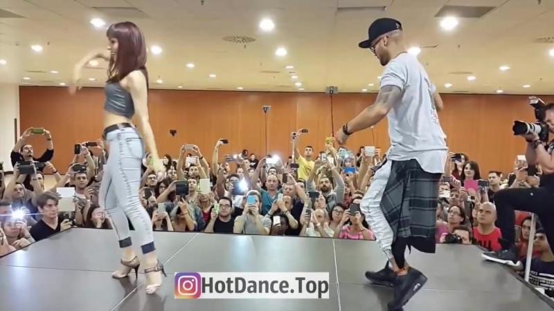 Секси танец под Лепса-видеоклип от Татьяны