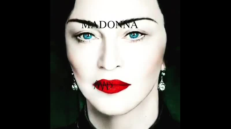 MADAME Х JUNE 14 2019. I AM SO PROUD TO BE PART OF MAKING THIS ALBUM ART WITH MADONNA. MORE TO COME!