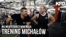 Big Majk Agresywna Masa wspólny trening mistrzów KFD